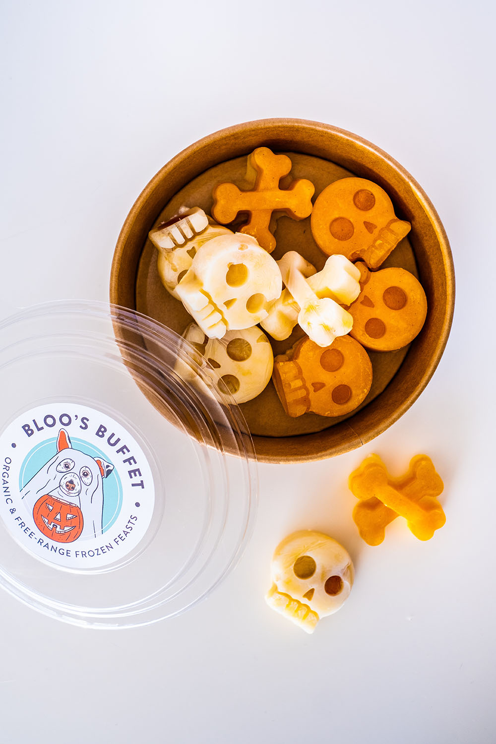 BloosBuffet berry Halloween container